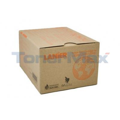LANIER LD328C, LD335C TYPE R1 TONER YELLOW